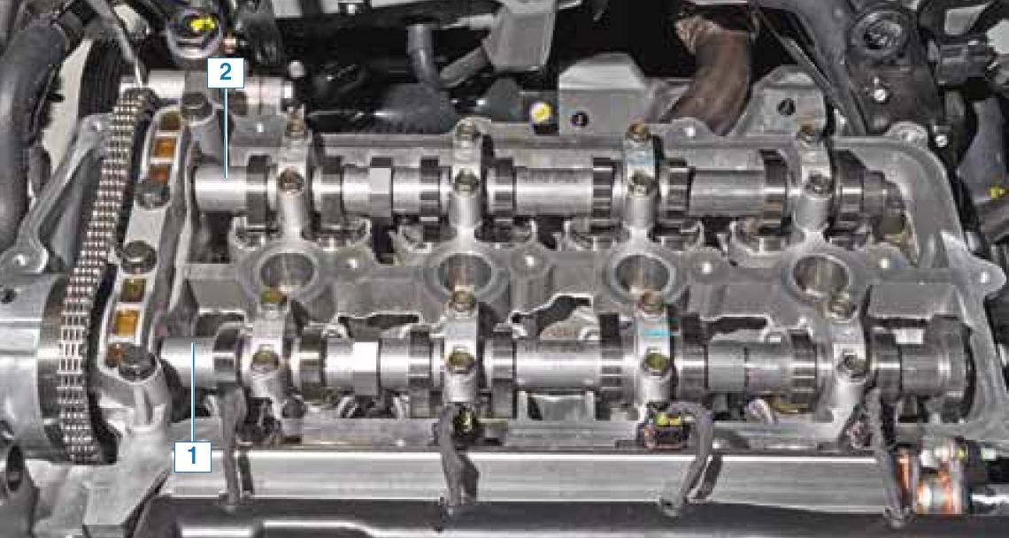Двигатель Киа Рио 3 (2011)