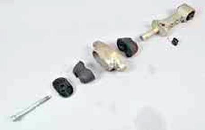 Замена задней опоры двигателя Киа Рио 3 (2011)