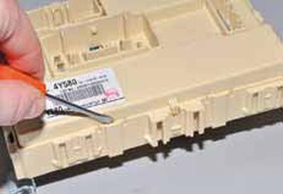 Снятие монтажных блоков Киа Рио 3 (2011)