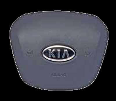 Снятие подушки безопасности водителя Киа Рио 3 (2011)