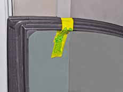 Снятие стеклоподъемника передней двери Киа Рио 3 (2011)