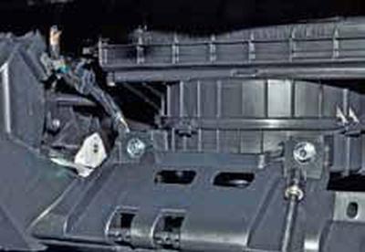 Снятие испарителя кондиционера Киа Рио 3 (2011)