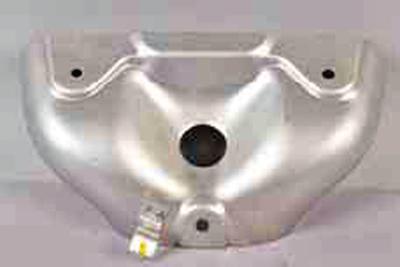 Система выпуска отработавших газов Киа Рио 3 (2011)