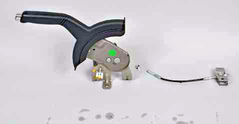 Тормозная система Киа Рио 3 (2011)
